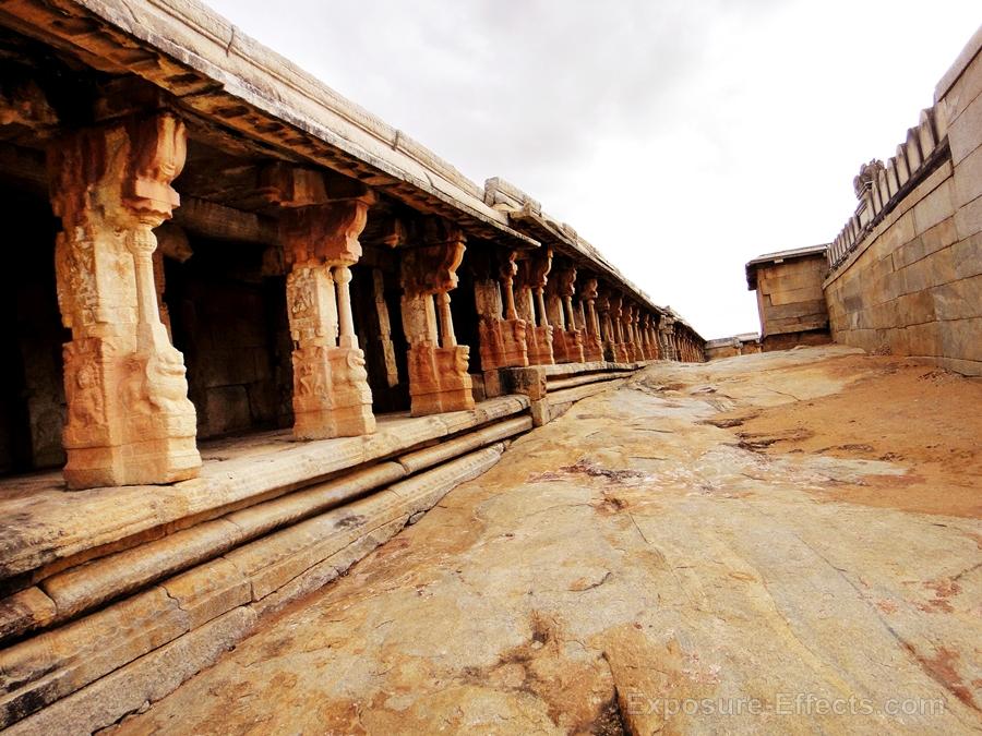 Lepakshi photos-Veerbhadra temple
