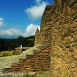 Rabdantse Ruins ancient capital of Sikkim