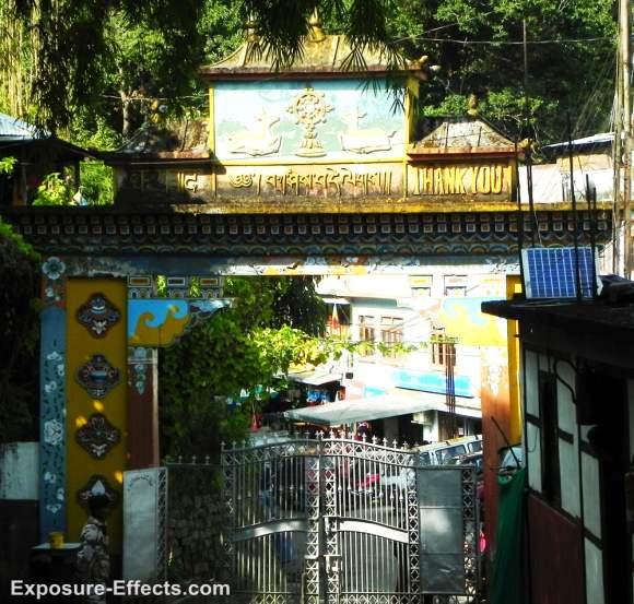 Sikkim Rumtek Monastery