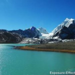 Sikkim Gurudongmar lake