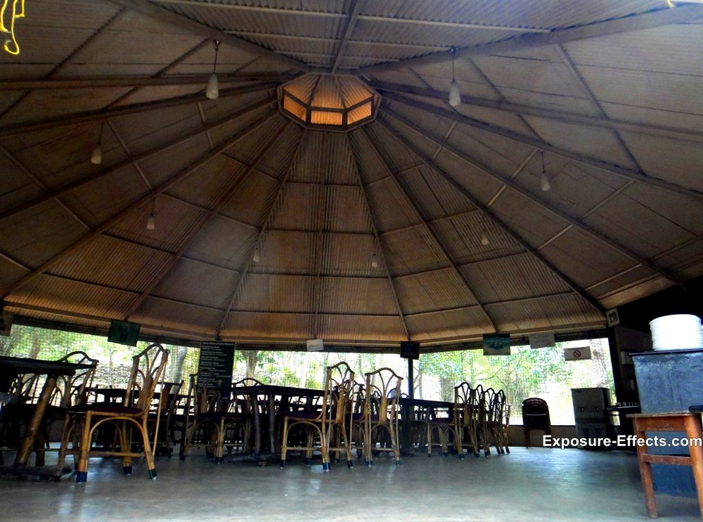 Bannerghatta bangalore jungle lodges and resorts-8-dining area