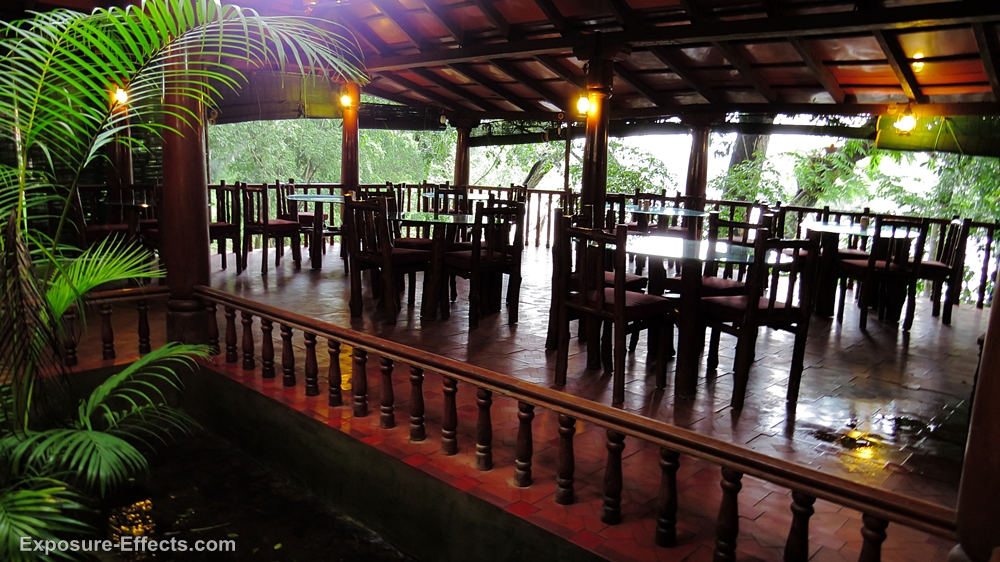 Dubare Elephant Camp Jungle Lodges and Resorts Cottage dining area-3