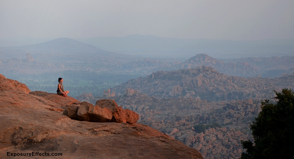 Hampi Karnataka Landscapes