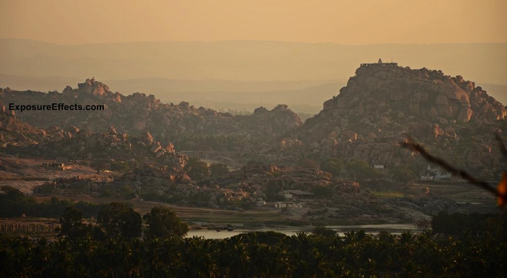 Hampi Landscapes Karnataka