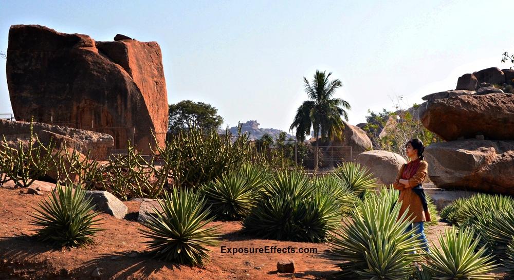 Hampi Rocky Landscapes Karnataka