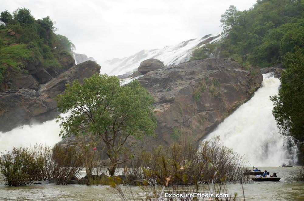 Shivasamudram Bharachukki Falls Karnataka India