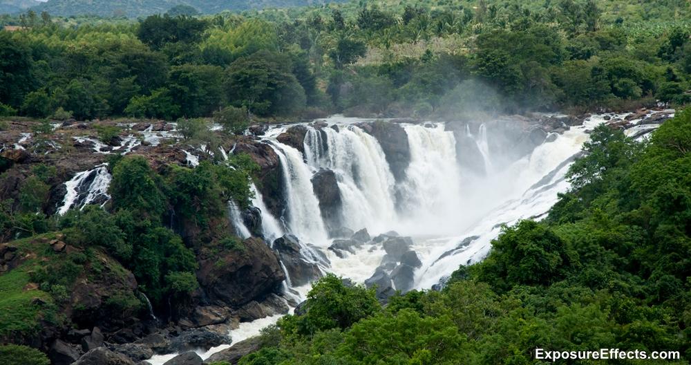 Shivasamudram Bharachukki Falls Karnataka