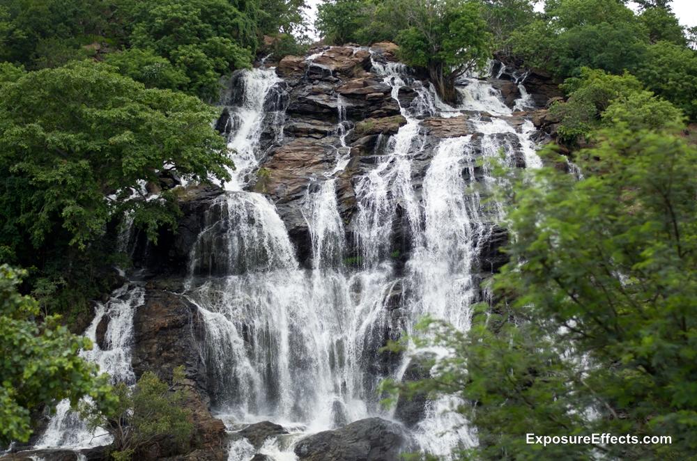 Shivasamudram Falls Bharachukki India