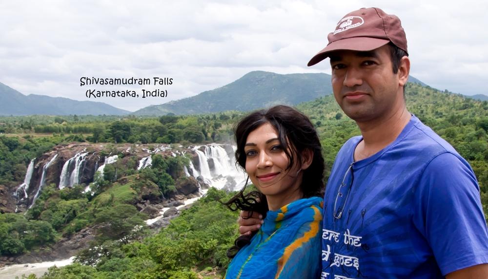 Shivasamudram Falls Karnataka