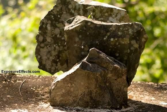 Phyllite - Rock 1