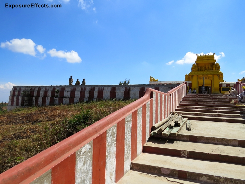 Himavad Gopalaswamy Temple Hills -