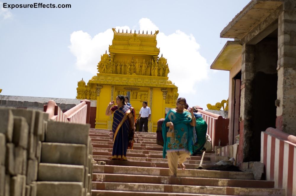 Himavad Gopalaswamy Temple Hills - Chamarajanagar - Karnataka