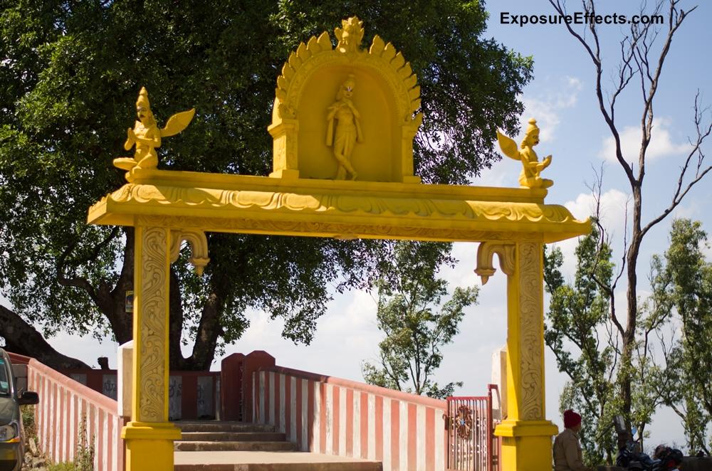 Himavad Gopalaswamy Temple Hills - Chamarajanagar in Karnataka