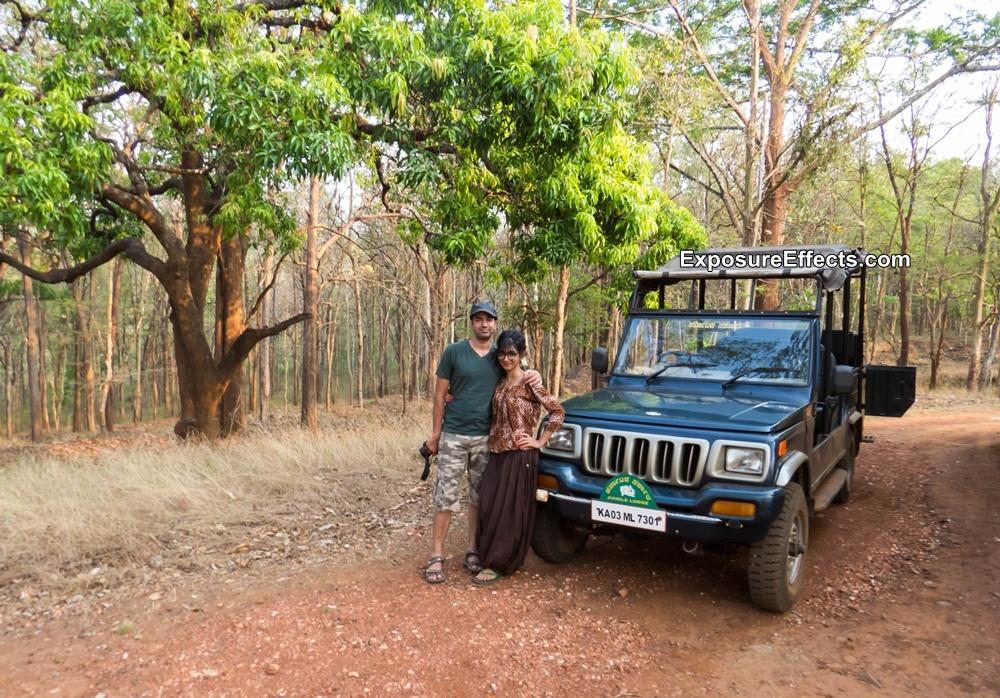 Jungle Lodges and Resorts Wildlife Jeep Safari