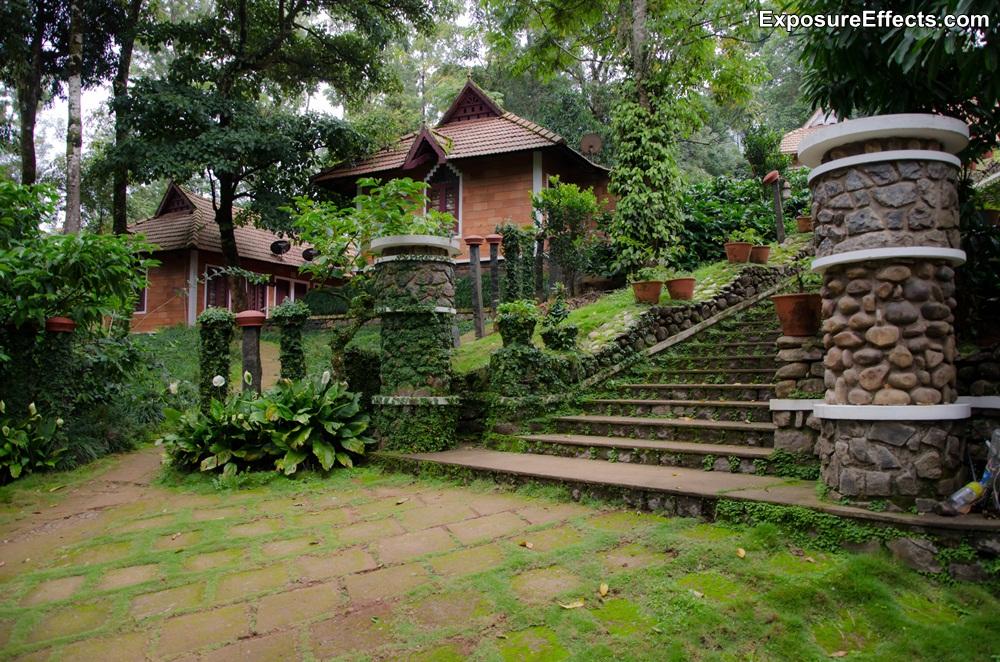 Misty Woods Coorg Resorts Karnataka India