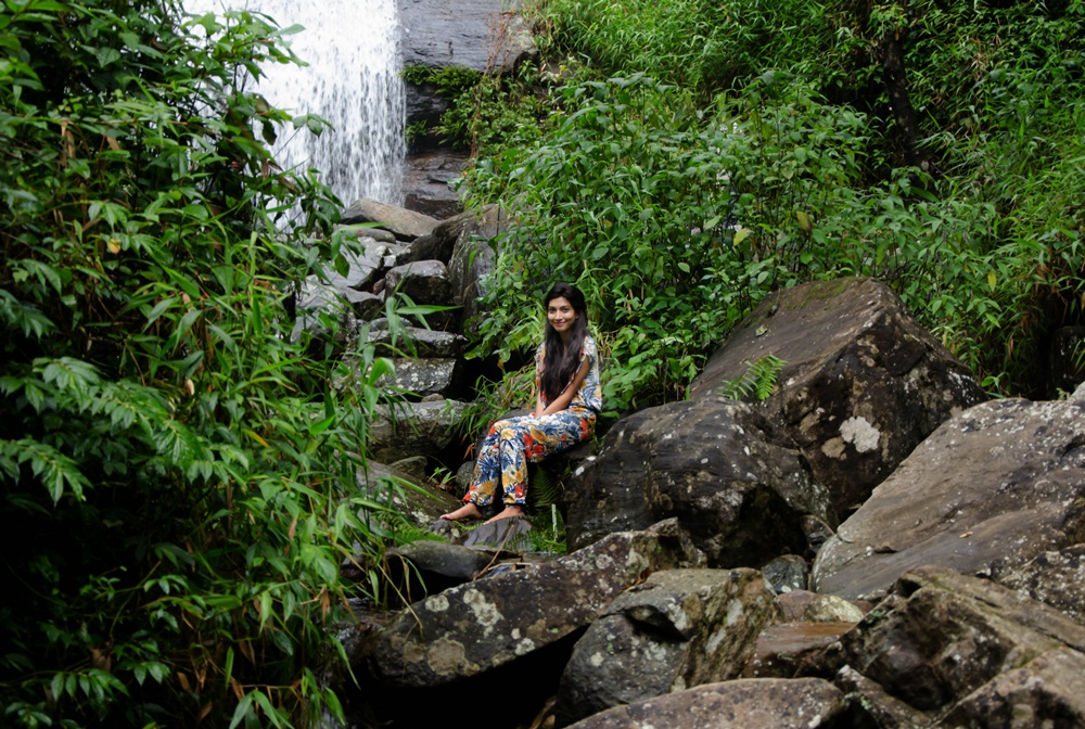 Misty Woods Coorg Waterfall Pictures