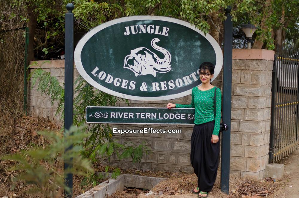 River Tern Lodge - Jungle Lodges and Resorts - Karnataka