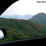 Mullayangiri drive on the Hills pics