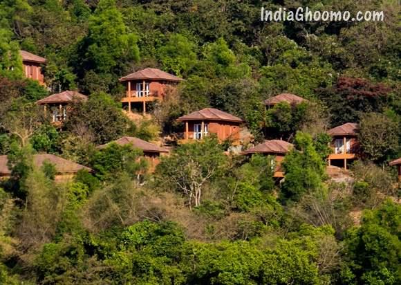 Sharavathi Adventure Camp - Jungle Lodges Resorts Karnataka