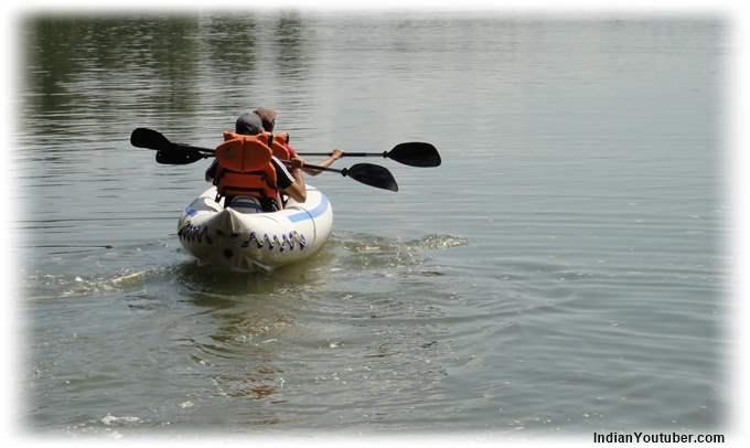 Kayaking Devbagh Beach Resort jungle lodges