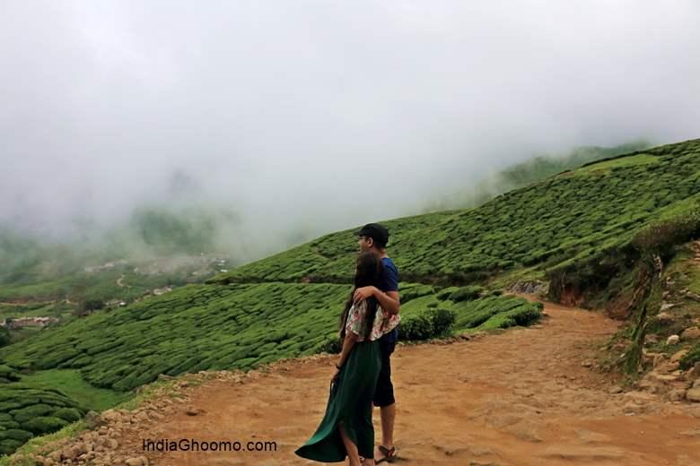 Kolukkumalai Tea Estate in Tamil Nadu Munnar