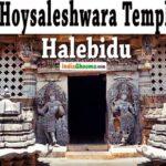 Halebidu - Hoysaleshwara Temple