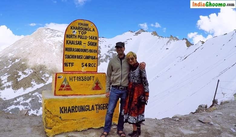 Ladakh - Khardung La Pass Travel Guide