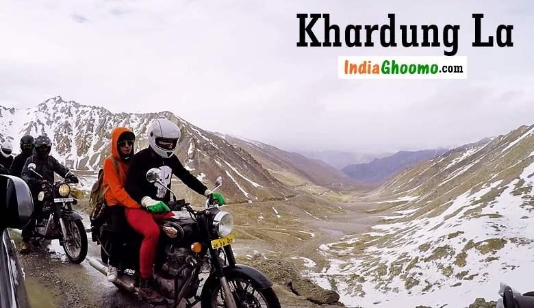 Ladakh - Khardung La Pass Tips and Precautions