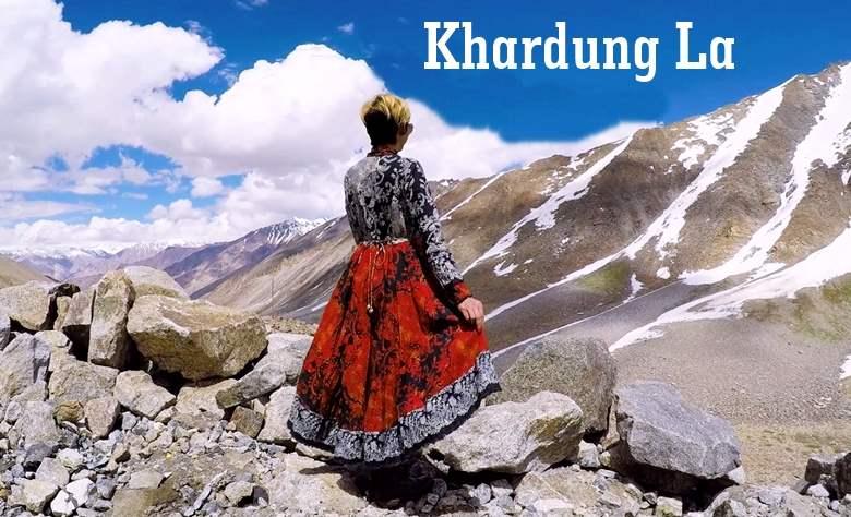 Ladakh Khardung La Top