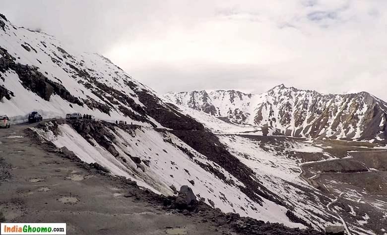 Ladakh Khardungla Pass Himalayan Range