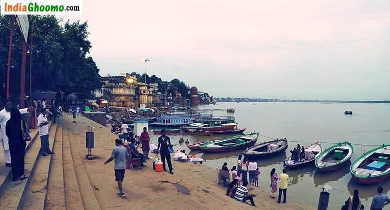 Varanasi Ghats Assi Ghat