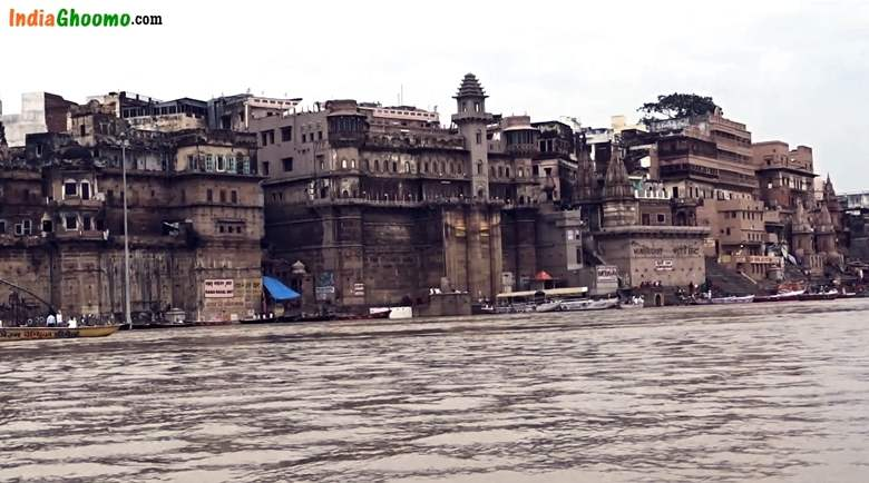 Varanasi boat ride ghats