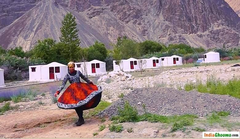 Leh Ladakh Camping