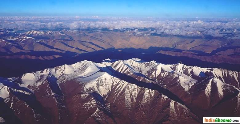 Leh Ladakh Himalayan Range