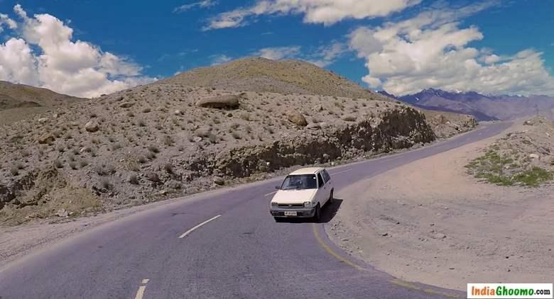 Leh Ladakh Road Trip Planning