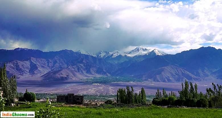 Leh Ladakh Travel
