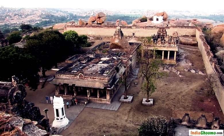 Hampi Malyavanth Raghunath Temple