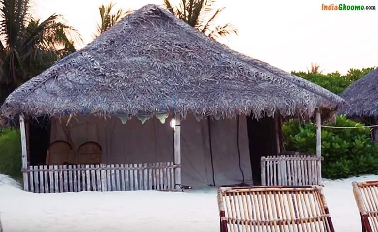 Lakshadweep – Thinnakara Island Accommodation