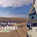 Jaisalmer Desert Safari | Dune Bashing at Sam Sand Dunes