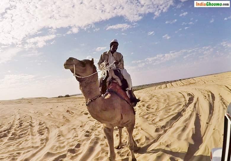 Jaisalmer Sand Dunes Desert Safari