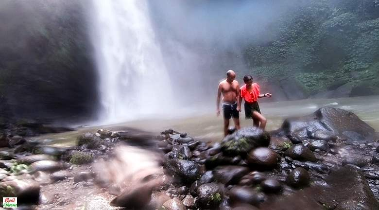 Bali Best Waterfalls Nungnung waterfall
