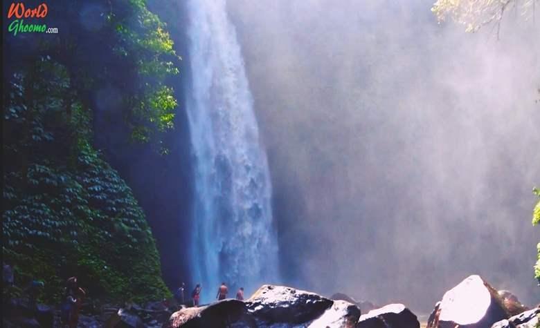 Bali Nungnung Waterfall
