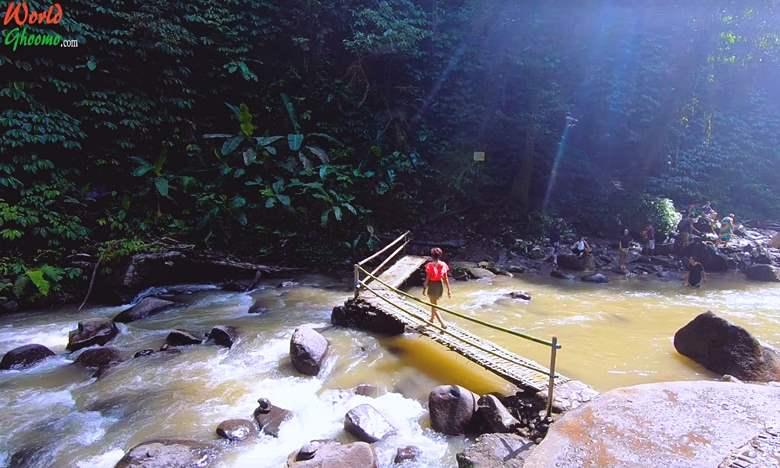 Bali Waterfalls Nungnung