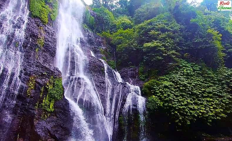 Bali Waterfalls Twin Waterfall
