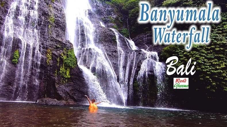 Banyumala Twin Waterfall Bali