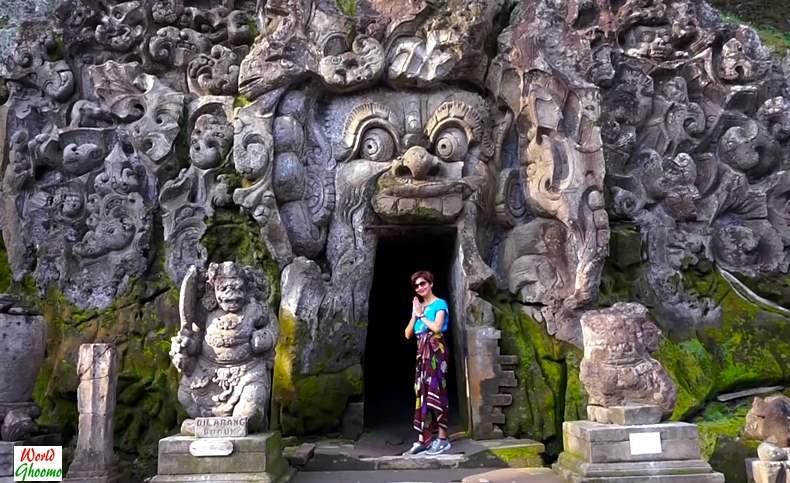 Goa Gajah Caves Bali