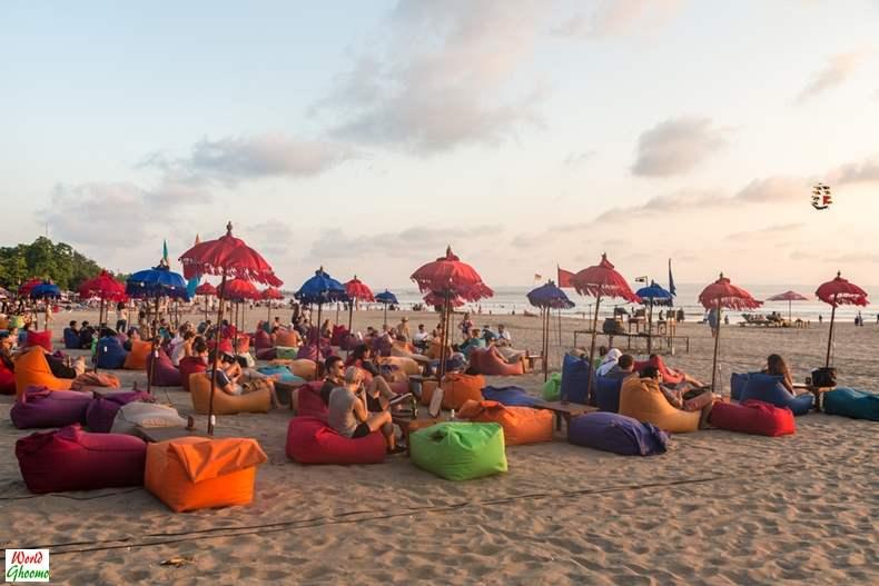 South Bali Beaches