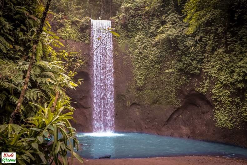 Tibumana Waterfall Ubud Bali