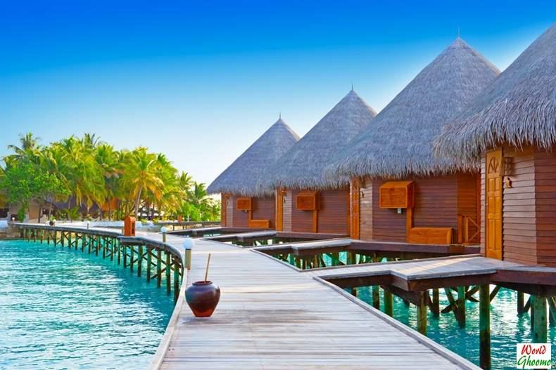 Maldives Travel Guide - Over water villas