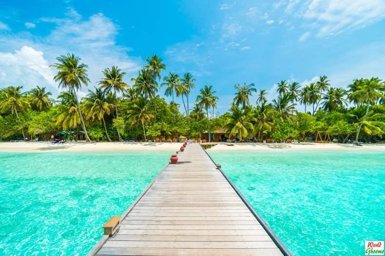 Maldives Travel guide Private Island resorts